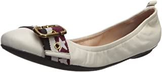 Marc Jacobs Dolly Buckle 女士芭蕾平底鞋