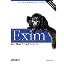 Exim: The Mail Transfer Agent (English Edition)