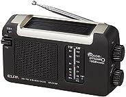 Asahi Denki 太阳能发圈收音机 ER-DY10F