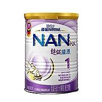 雀巢 Nestle 能恩1段 乳蛋白部分水解 0-12个月婴儿配方奶粉 380g 罐装 (德国原装进口,新老包装随机发货)