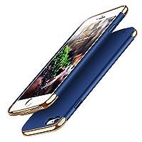9G九吉 苹果6背夹充电宝iphone电池plus专用6s超薄便携7P无线手机壳冲器7 (6/6s【4.7寸】,【宝石蓝-3500mAH】)【送九吉28.8元对应型号全屏钢化膜+USB接口LED灯】