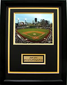 CGI Sports Memories Pittsburgh Pirates PNC Park Photo with Double Mat
