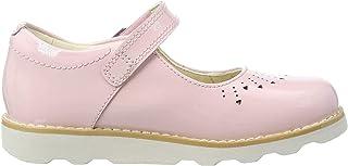 Clarks Crown Jump T 女童版 扣带芭蕾舞鞋