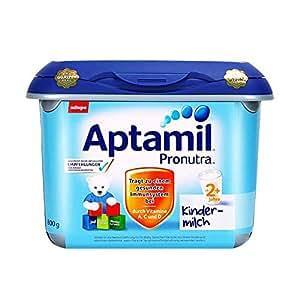(跨境自营)(包税) Aptamil 宝盒爱他美 新品安心罐 配方婴幼儿奶粉2+段 800g 2岁以上