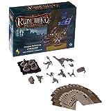 Fantasy Flight Games FFGRWM05 Runewars Miniatures 游戏 Daqan 步兵命令扩展包