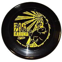 Innova 大号 Kahuna 重量级终极投掷和捕手盘 Tiki 黑色 - 印章颜色随机 - 200 克型号