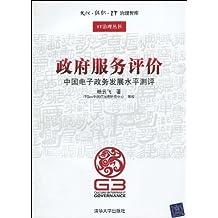 政府服务评价:中国电子政务发展水平测评 (文化·组织·IT治理智库:IT治理丛书)