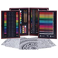 Art 101 168 件豪华艺术品和涂鸦玩具组合