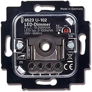 Busch-Jaeger 6523 U 102 调光器插入 Zentralscheibe