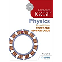 Cambridge IGCSE Physics Study and Revision Guide 2nd edition (Study & Revision Guide) (English Edition)