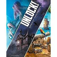 "Space Cowboys 空间牛仔 ASMSCUNLOCK02EN ""Unlock! 2  Mystery Adventures"" 神秘冒险桌面游戏"