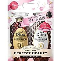 Moist Diane perfect beauty 修复秀发 洗发露护发素套装 450ml×2