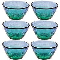 东洋佐佐木玻璃 玻璃酒杯 透明 40ml 珊瑚海 酒杯 日本制造 WA54CB/EG
