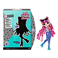 MGA Entertainment 567196E7C L.O.L. Surprise OMG 玩偶系列 3-Disco Sk8er