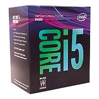 Intel 英特尔 Turbo LGA1151 300系列 Core i5-8400 台式机处理器 6核高达4.0GHz,65W BX80684i58400