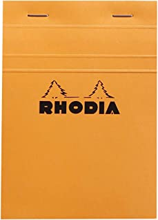 RHODIA 罗地亚 法国 经典上翻笔记本 橙色 N13方格 13200
