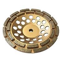 混凝土碎钻杯研磨轮 7 inch 24 segments DWS0724A5_FBA