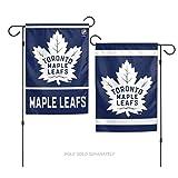 WinCraft NHL 多伦多枫叶 31.75 cm x 45.72 cm 双面花园旗帜徽标