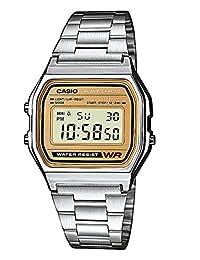 Casio A158WEA-9EF 中性手表