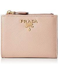 [普拉达]折叠钱包 女士 小型钱包 对折 1ML023 QWA [平行进口商品]