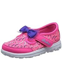 Skechers 斯凯奇 GO WALK系列 女童 玛丽珍休闲鞋 81147