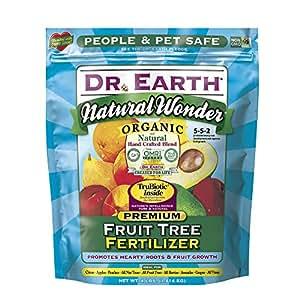 Dr. Earth Natural Wonder 水果树肥料 4lb 708PA