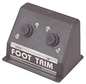 T-H Marine Foot Operated Hot Trim