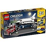 LEGO 乐高 拼插类玩具 Creator创意百变航天飞机运输车31091 7+岁 积木玩具(3月新品)