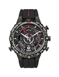 TIMEX 天美时 美国品牌 IQ系列 石英手表 男士腕表 T2N720 (潮汐 温度 指南针 硅胶表带 )
