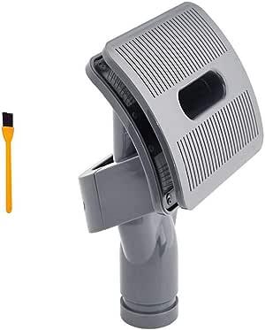 Hongfa 6 件装替换件 Dyson V6 附件,Dyson DC62 DC59 DC58 DC44 DC16 DC31 DC35 DC39 DC24 手持式真空吸尘器 Pet Brush dyson groom brush