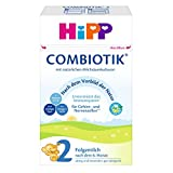 Hipp 喜宝 Combiotik婴幼儿2段奶粉(6个月+) 4盒装 (600g*4)