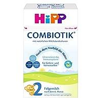 HiPP 喜寶 Bio ComBiotik 后續營養奶粉2段 適合6月齡以上的寶寶  4件裝(4 x 600 g)