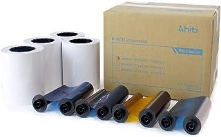 HiTi P510 系列 4x6 媒体套件,4 卷 330 版画。 -总共 1320 打印 (87.PBX52.10XT)