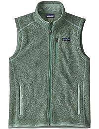 Patagonia 男士 M 码优质毛衣背心夹克
