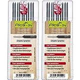 Pica 备用笔芯套装 Pica Dry 适用于木工 Graphit Mine 4050 | 20 Stk 4050=2