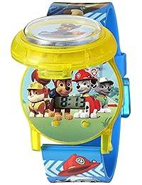 Nickelodeon 儿童 PAW4032 数字显示屏 石英多色手表