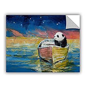 """ArtWall Michael Creese's Stargazer Art Appeelz Removable Wall Art Graphic, 14 by 18"""""""