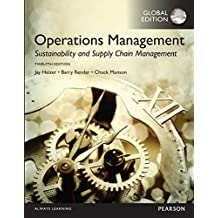 Operations Management: Sustainability and Supply Chain Management, Global Edition (Psychology Express) (English Edition)