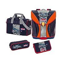 Scout 儿童背包,Polizei(蓝色)- 71400341400