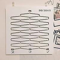 决策板 decision board 选择板球游戏礼品版创意玩具 电影春娇救志明同款 (白色)