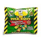 TOXIC WASTE 单片袋装糖果,各种口味混合,25.0 盎司/708克