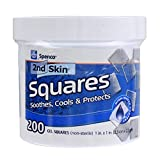 Spenco 2nd Skin Squares 1in 1 inch squares 200