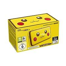任天堂手持控制臺 - 新任天堂 2DS XL Nintendo 2DS XL + Pikachu Edition Pikachu Edition