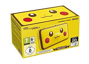 任天堂手持控制台 - 新任天堂 2DS XL Nintendo 2DS XL + Pikachu Edition Pikachu Edition