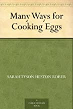 Many Ways for Cooking Eggs (English Edition)