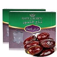 阿联酋进口皇冠椰枣 系列1kg*2 迪拜椰枣蜜枣干果蜜饯