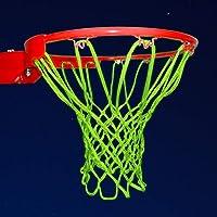 TANDD 夜光户外篮球网 专业12圈标准尺寸 夜篮球运动