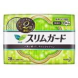 乐而雅 零触感 超丝薄日用20.5cm 卫生巾28片(进口)