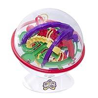 Spin Master Games - Perplexus Rookie 三维迷宫(颜色和样式随机)
