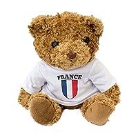 NEW - 法国国旗泰迪熊 - 法国粉丝礼品礼品